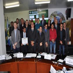Moção de Aplausos OAB Tangará da Serra