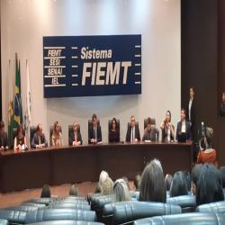 1º Simpósio Mato-Grossense sobre Mediação, Conciliação e Arbitragem no Direito do Trabalho