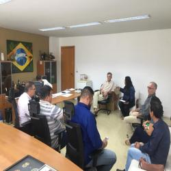 Reunião Sesp Conflito agrário Colniza