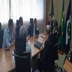 Reunião Sesp Crime Sinop e outros assuntos