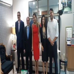 Reunião com o Procurador Geral de Justiça - Fotografo: Sissy Cambuim