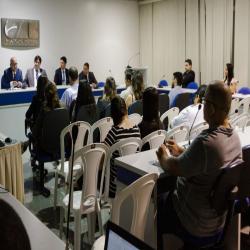 Palestra magna abertura dos trabalhos da ESA-MT - Fotografo: Rafael Pereira/ ZF Press