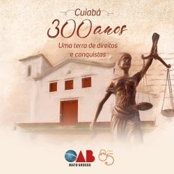 Homenagem aos 300 anos de Cuiabá - Fotografo: