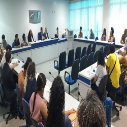 Reunião ampliada da Comissão de Defesa da Igualdade Racial - Fotografo: Sissy Cambuim