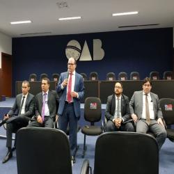 Reunião com a advocacia de Tangará da Serra