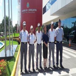 Comissão da Infância e Juventude participa de evento sobre escolas militares de MT