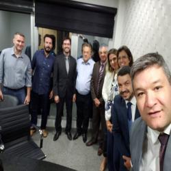 Primeira reunião Comissão de Assuntos Fundiários gestão 2019-2021