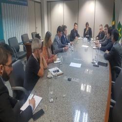 OAB Sorriso vai a Brasília cobrar conclusão de obras da BR-163