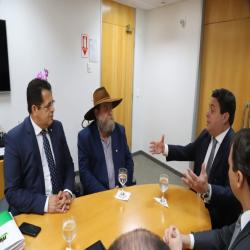 Reunião com a bancada federal - Fotografo: Eugênio Novaes/ CFOAB