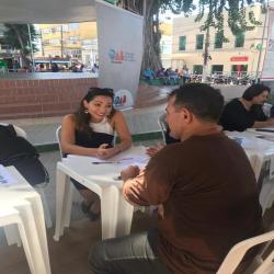 Trabalho na Praça 2019 - Fotografo: George Dias/ZF Press