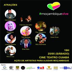 Show Moçambique Vive