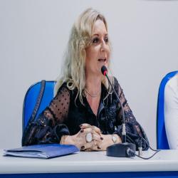 Bate-papo com conselheiras federais Fernanda Marinela e Sandra Krieger - Fotografo: George Dias/ZF Press