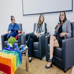 Mesa Redonda - Dia Internacional de Combate à LGBTFobia - Fotografo: George Dias/ ZF Press