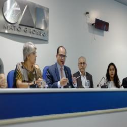 Ato Público em Defesa da Educação - Fotografo: Rafael Pereira/ ZF Press