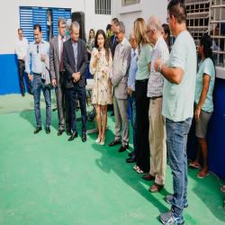 Inauguração do Projeto RefloreSer