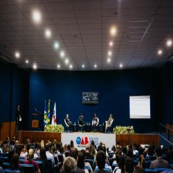 Startup Talk encerra Maio Trabalho 2019 - Fotografo: George Dias/ZF Press