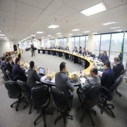 Colégio de Presidentes de Seccionais - Fotografo: Eugênio Novaes
