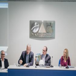 Apresentação da Águas Cuiabá sobre plano de saneamento básico