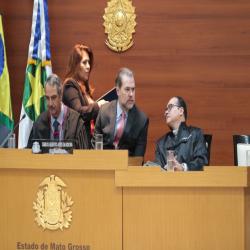 Sessão Solene Ministro Dias Tóffoli - Fotografo: João Vieira