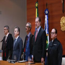 Sessão Solene Ministro Dias Tóffoli - Fotografo: Ulisses Lalio/ TJMT