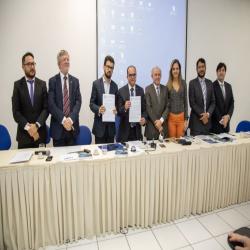 Termo de Cooperação OAB-MT e Amam - Fotografo: Tony Ribeiro/Pau e Prosa