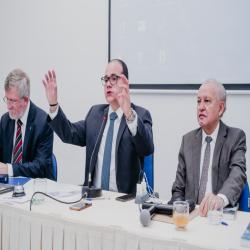 Sessão Extraordinária do Conselho Pleno - Fotografo: George Dias/ ZF Press