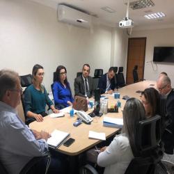 Comissão da OAB leva demandas à Saúde do Estado