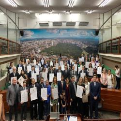 Sessão Solene em homenagem à advocacia - Fotografo: Ass. Diego Guimarães
