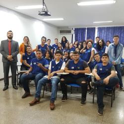 Semana das Profissões Programa Jovem Aprendiz