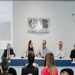 Segunda Reunião Integrada das Comissões Temáticas das OAB-MT - Fotografo: George Dias/ ZF Press