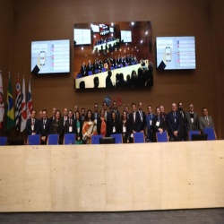 Colégio de Presidentes de TEDs - Fotografo: Douglas Veloso/ OAB SP