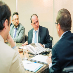 Entrega da proposta de lei da advocacia dativa - Fotografo: George Dias/ ZF Press