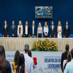 15° Congresso Nancional do Meio Ambiente da OAB-MT e 3º Concurso de Redação da OAB-VG - Fotografo: George Dias/ZF Press