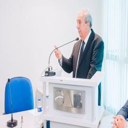 Homenagem ao advogado Ricardo Quidá