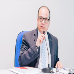 Presidente do TJMT participa de reunião do conselho seccional