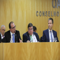 Sessão Plenária da OAB - Fotografo: Eugênio Novaes/ OAB Nacional
