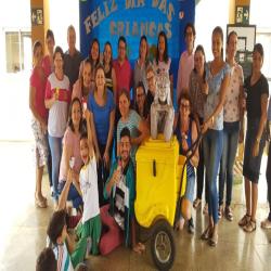 Comemoração Dia das Crianças Tangará da Serra
