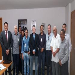 Reunião OAB Rondonópolis Sesp