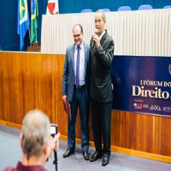 I Fórum Internacional de Direito Sistêmico - Fotografo: George Dias/ZF Press