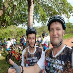 1º Passeio Ciclístico e Caminhada da OAB VG
