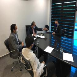 Reunião - Caixa Econômica Federal