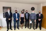 Capa do Vídeo: Secretário se compromete com a OAB-MT: Central de Flagrantes de VG será reaberta