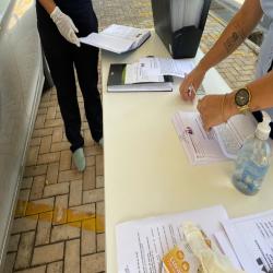 OAB-MT realiza entrega de carteiras  - Fotografo: André Garcia Santana