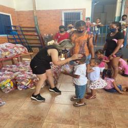 Campanha Natal Solidário - Faça uma Criança Feliz