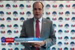 Capa do Vídeo: Inauguração Posto avançado do INSS na OAB