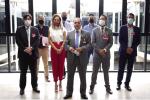 Capa do Vídeo: Diretoria recepciona advocacia na reabertura do Fórum de Cuiabá