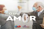 Capa do Vídeo: Campanha 'O teu amor me cura'. Participe