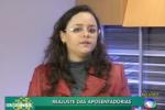 Capa do Vídeo: Presidente da Comissão de Direito Previdenciário fala sobre reajustes das aposentadorias